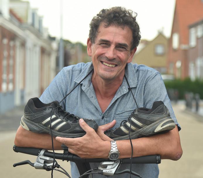 John Vermeule won drie keer de 15 kilometer van Wolphaartsdijk.