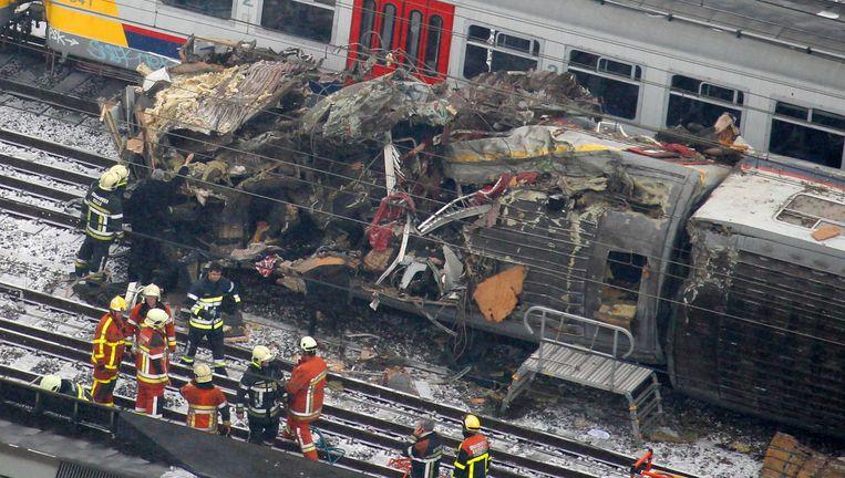 Bij de treinramp in Buizingen (Halle) kwamen op 15 februari 2010 negentien mensen om het leven.