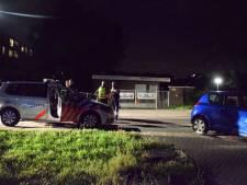 Dronken bestuurder klemgereden na korte achtervolging in Gouda