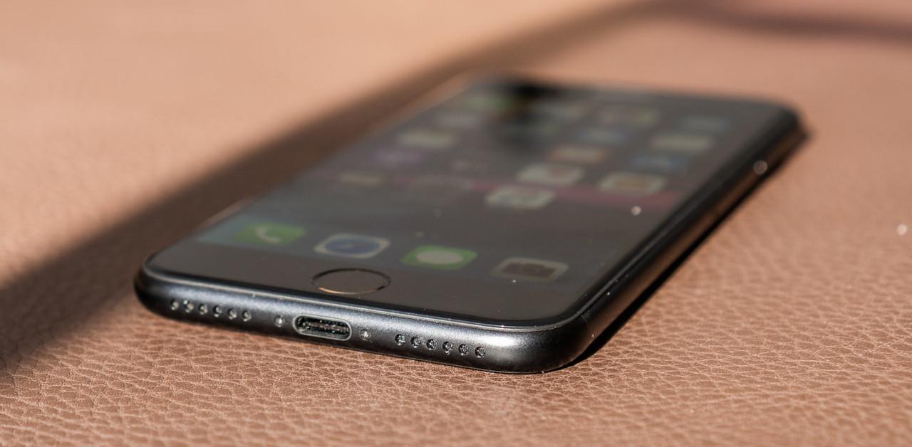 De nieuwe iPhone SE.