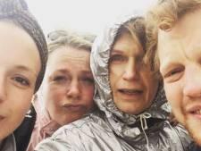 Dokter Deen-acteurs trotseren modderstroom op Mount Ventoux