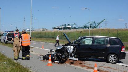 Motorrijder verlamd na ongeval, maar riskeert nu zelf veroordeling