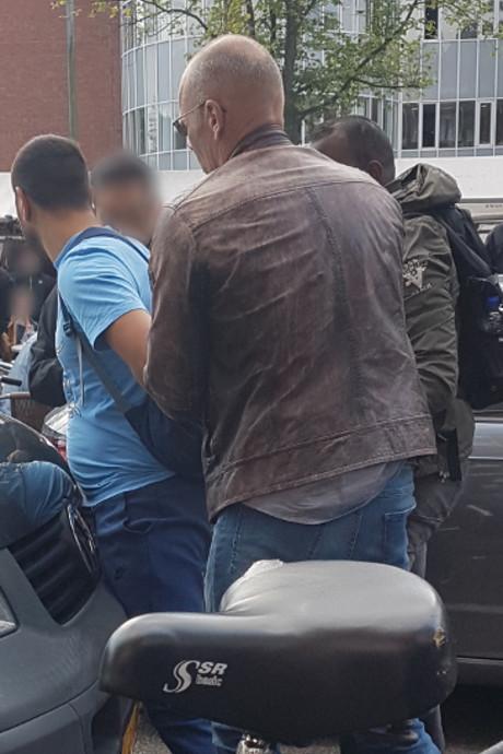 Voortvluchtig maffiakopstuk aangehouden in Amsterdam
