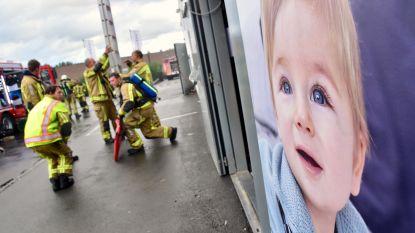 Na brand in magazijn: pop-upzaak  Dreambaby gaat woensdag weer open
