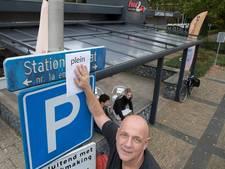 Raalte geeft Tomtom en Google gelijk: Stationsstraat wordt -plein