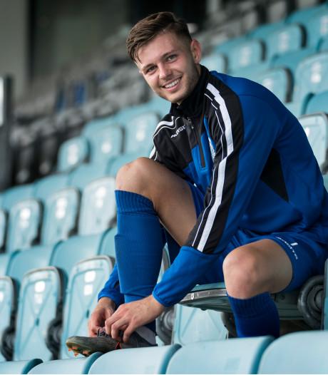 Het thuisgevoel van FC Den Bosch-aanwinst Alexander Laukart: 'Veel meer dan in Enschede'