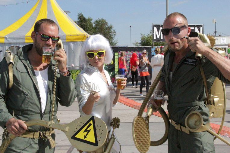 Ghostbusters. Beeld Nienke van Kamp