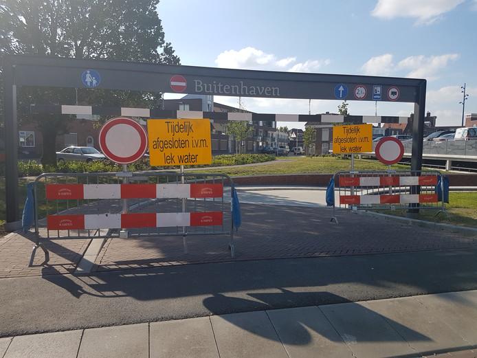 Lekkende parkeergarage Buitenhaven