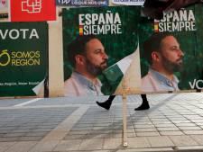De opmars van het sterk patriottische Vox in Spanje