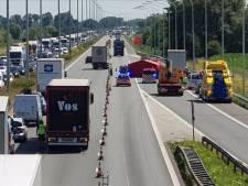 Deux morts dans un accident sur l'E40 à Nevele