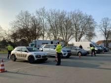 52 boetes bij grote politiecontrole in Den Bosch, 24 voertuigen in beslag genomen
