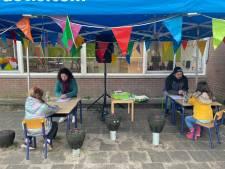 Daarom kwamen deze kinderen in Woerden toch een dagje naar school