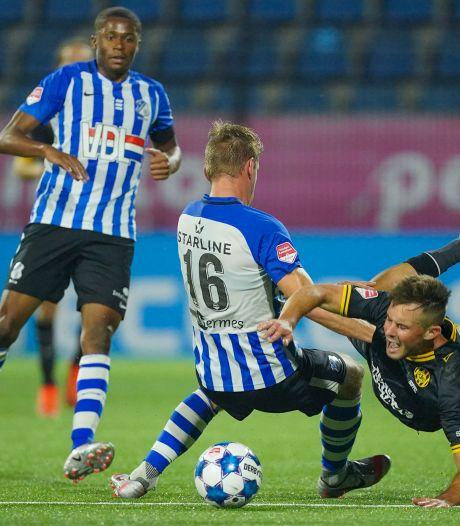 Samenvatting: FC Eindhoven - Roda JC Kerkrade