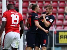 RB Leipzig klimt weer naar derde plaats na ruime overwinning bij Mainz