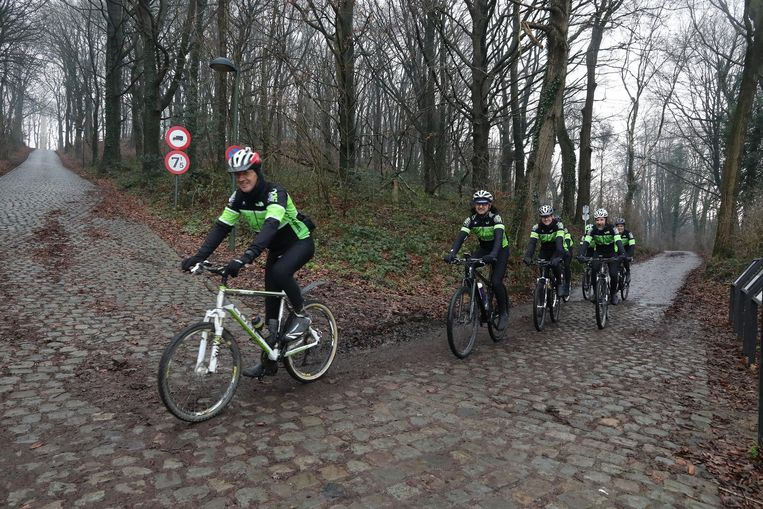 De Kodo's bereiden zich voor op de zwaarste mountainbiketoer van West-Vlaanderen.