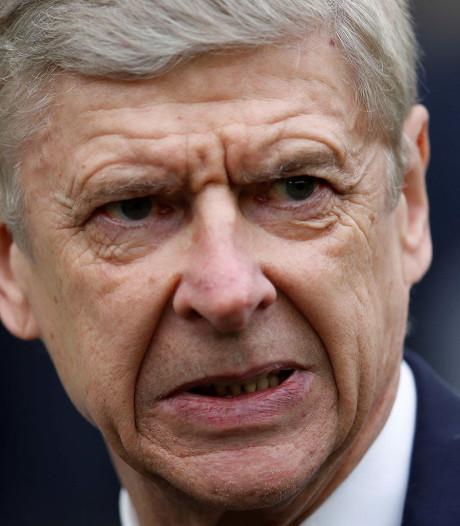 Wenger volgt Van Basten op als directeur bij FIFA