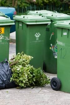 DAR laat woensdag en donderdag het gft-afval staan vanwege vorst
