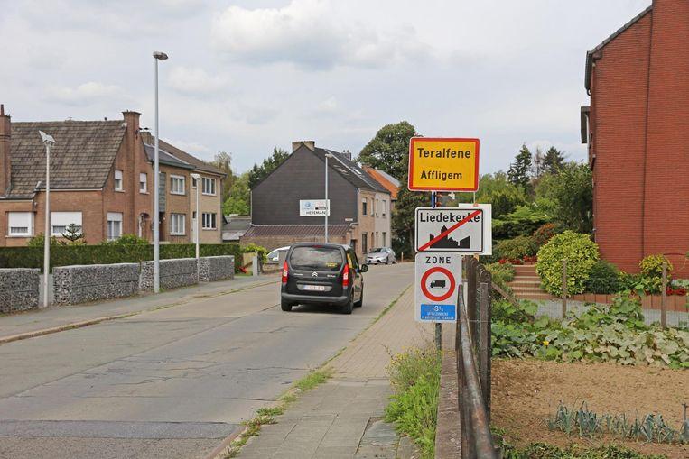 De gemeenschappelijke grens tussen Affligem en Liedekerke bedraagt slechts 300 meter. Te weinig voor een fusie?