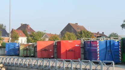 Recyclagepark krijgt weegbruggen en nieuw tarief