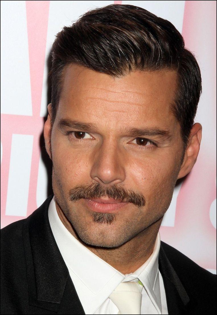 Ricky Martin. Beeld photo_news