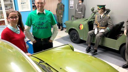 30 jaar val van de Berlijnse Muur: Marc Willems breidt zijn Trabant Museum verder uit