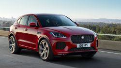 Uniek en compact; Jaguar breidt zijn populaire SUV-aanbod uit met de nieuwe E-pace