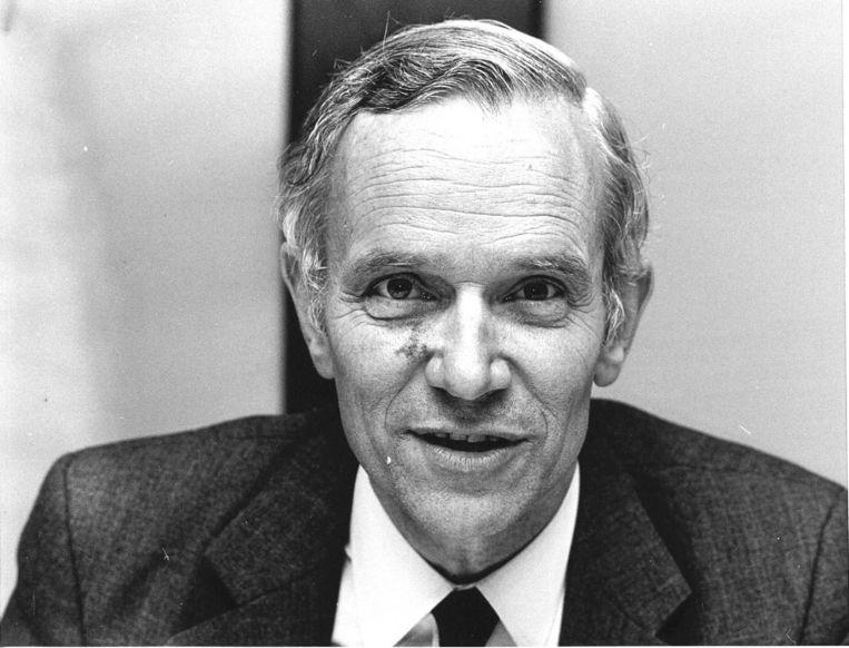 Herman in 1981 Beeld anp