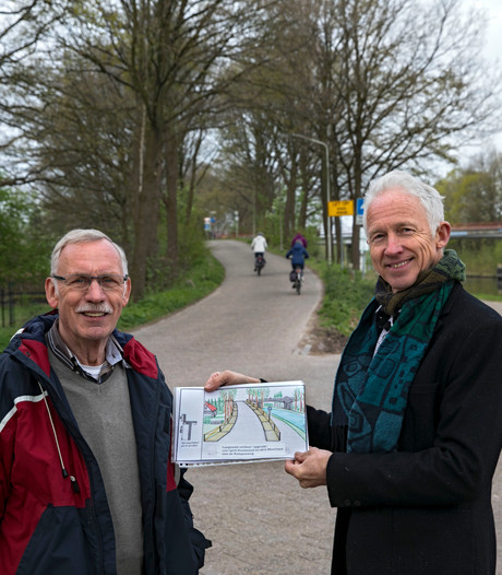 Kritiek in Oirschot op 'dure randweg door bossen'