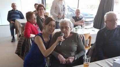 Senioren genieten van nieuwjaarsfeest in dorpsrestaurant