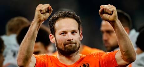 Daley Blind lacht om favorietenrol Oranje op EK