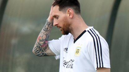 """Messi: """"Barça kan zich niet veroorloven komend seizoen nog eens te falen in Europa"""""""