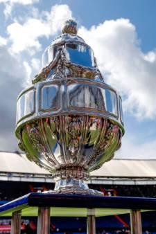 Uitslagen en programma eerste ronde KNVB-beker