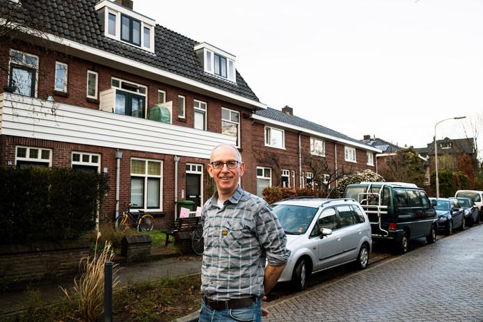 Gelderlander-verslaggever Maarten Reith heeft met succes de WOZ-waarde van zijn woning in Nijmegen-Oost omlaag gekregen