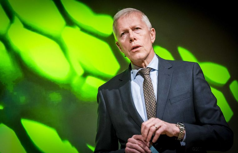 Rob Bertholee, directeur-generaal van de AIVD Beeld anp