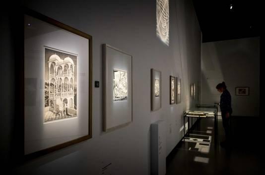 Een tentoonstelling in het Fries Museum. Foto ter illustratie.