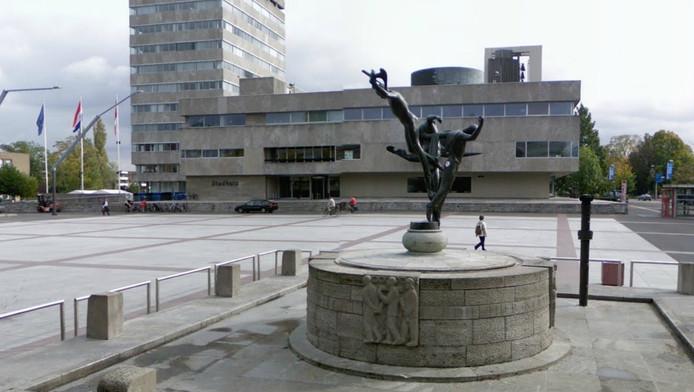 Stadhuisplein in Eindhoven