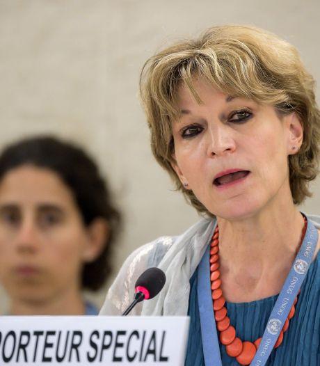 Une rapporteuse de l'ONU appelle la Belgique à obtenir le rapatriement d'un djihadiste