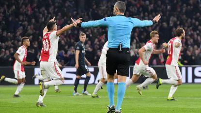 UEFA zet videoref uit de wind na controverse in Ajax - Real Madrid