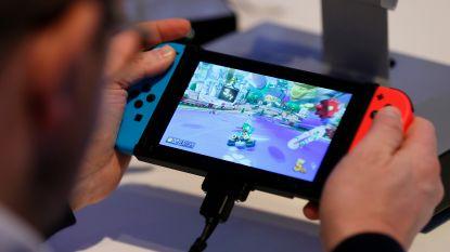 Nintendo-spelletjes vliegen over toonbank, maar verkoop van de Switch daalt