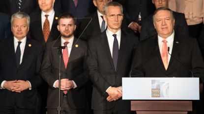 NAVO-landen versterken aanwezigheid rond Zwarte Zee