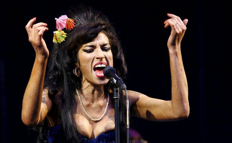 Amy Winehouse Beeld reuters