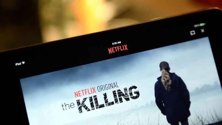 Netflix, een van de geselecteerde bedrijven. Beeld anp