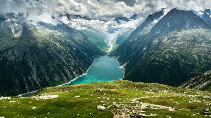 Alpen groeien elk jaar 1,8 millimeter en 'trekken' naar het noorden