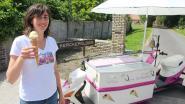 Proef de ambachtelijke ijsjes van Josephine (29) tijdens Dolle Dagen