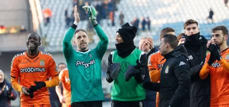 Club Brugge raakt verder achterop na nederlaag tegen Charleroi