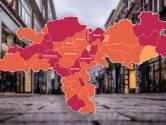 CORONAKAART | Besmettingscijfers kelderen in kwart gemeenten, maar slechte cijfers in midden Gelderland