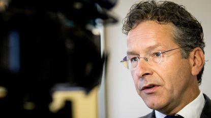 Nederlandse ex-minister van Financiën Jeroen Dijsselbloem vindt noodsteun aan Air France-KLM buitengewoon riskant