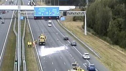 """Verkeersdienst kleurt buiten de lijntjes na ongeval: """"Pech voor wie op weg was met rietje"""""""