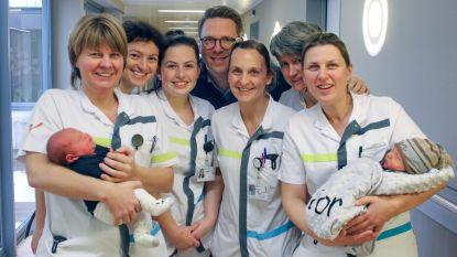 Jan Yperman Ziekenhuis telt hoogste aantal geboortes in vijf jaar