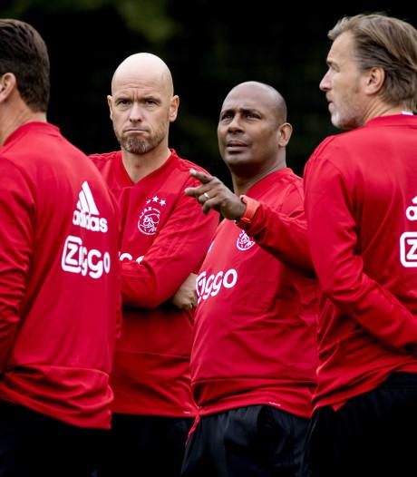 Ajax wint eerste oefenwedstrijd met 0-7 van VVSB